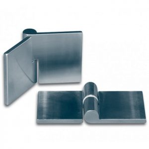 UV Glue Glass Hinges