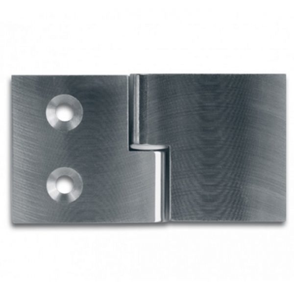glass Wood UV Glue Hinges