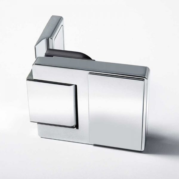 Revo Helios glass wall pendulum Swing door hinges for showers