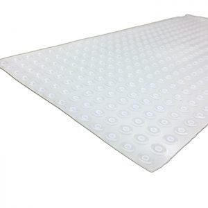 392 pcs. Transparent  Antislip Glass Pads Round D8 x 2.2mm
